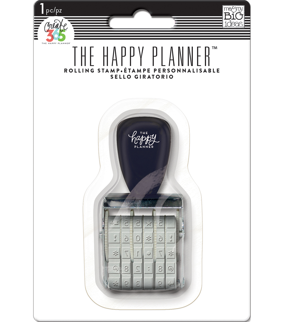 The Happy Planner Hourly Rolling Stamp