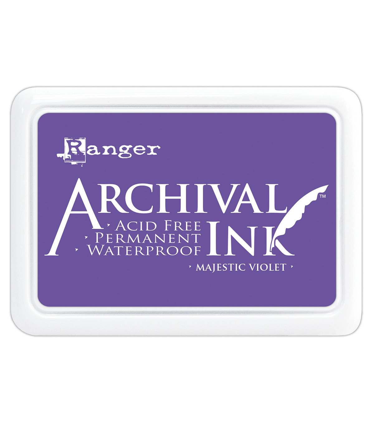 Archival Inkpad, Majestic Purple