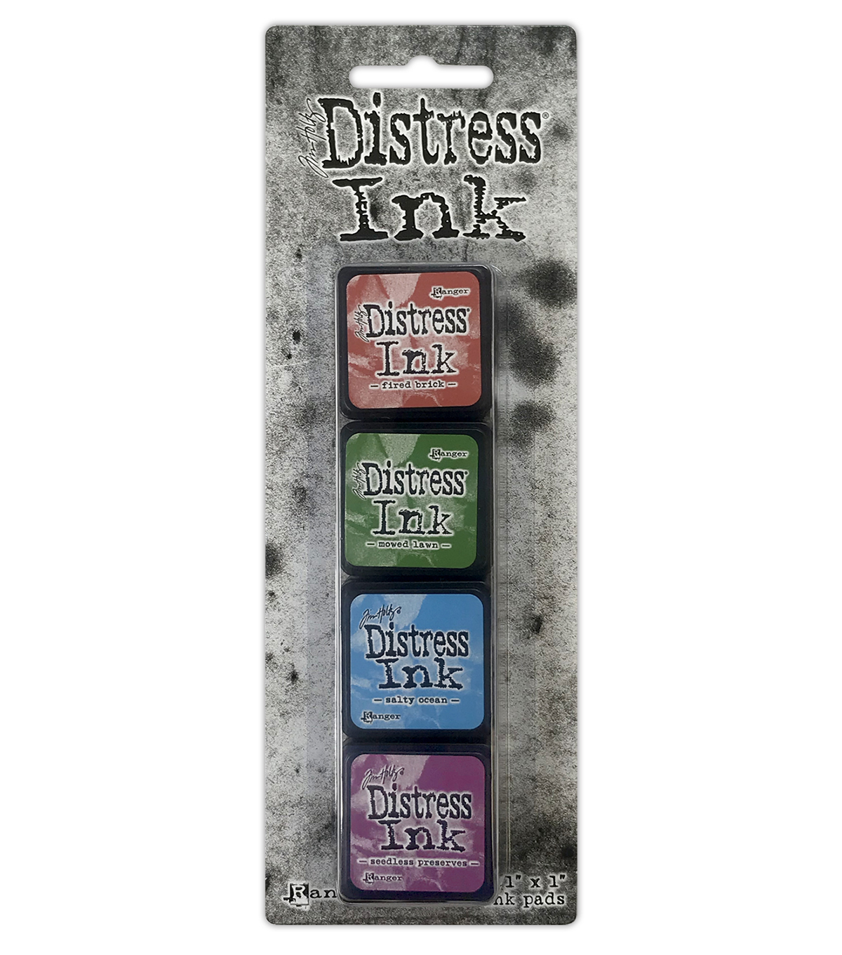Tim Holtz Distress Mini Ink Kits-Kit 2