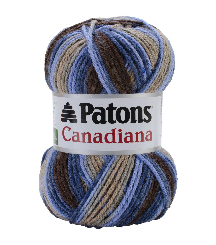 Patons-Back To Basics Canadiana