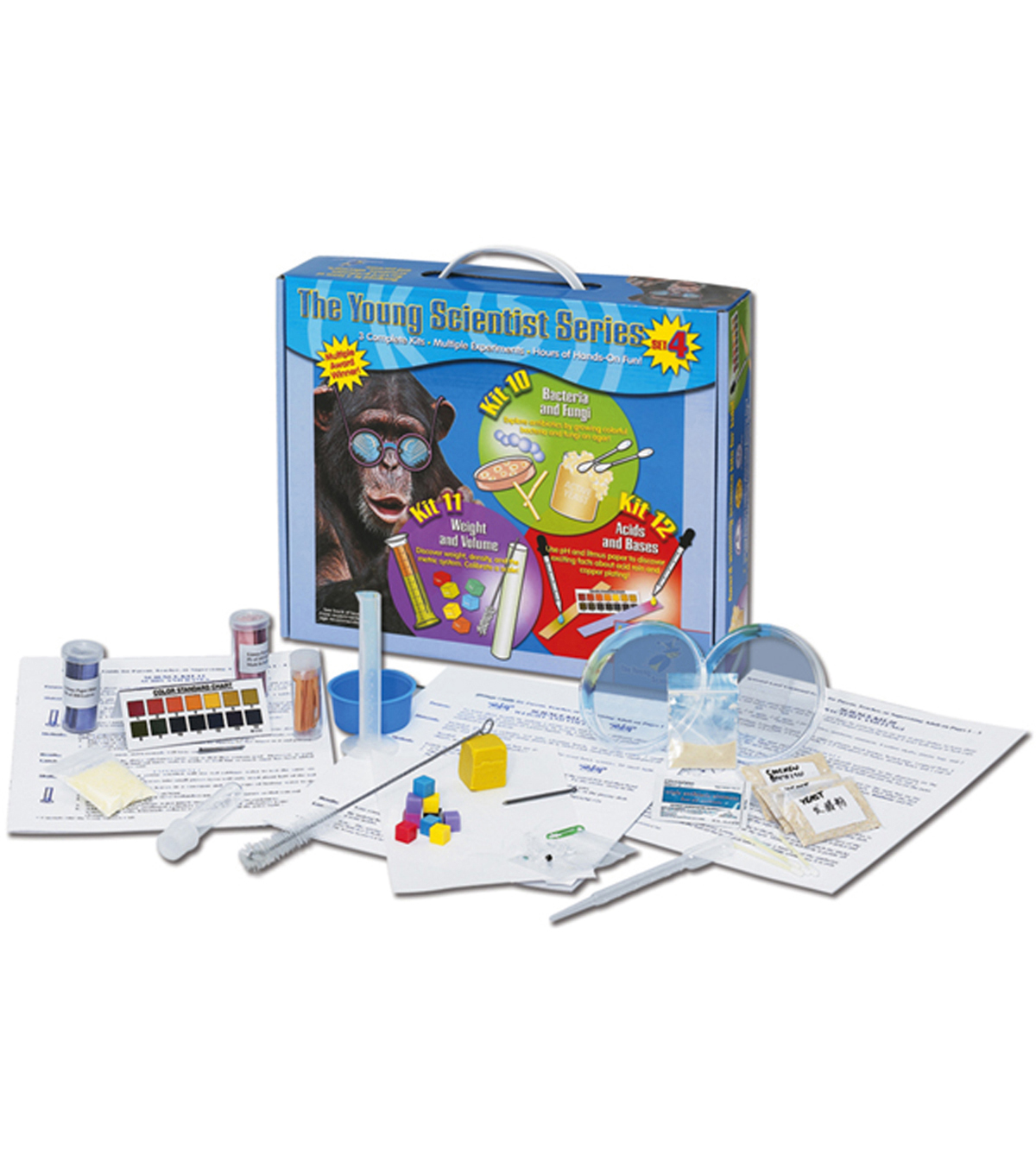 The Young Scientists Club Series Set 4 Kit