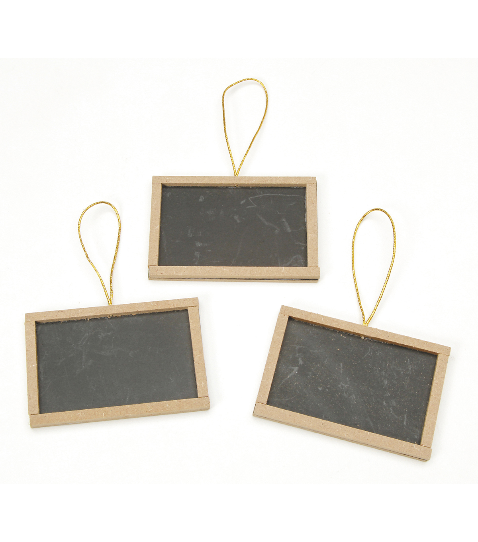 Chalkboard W/Unfinished Frame 2\