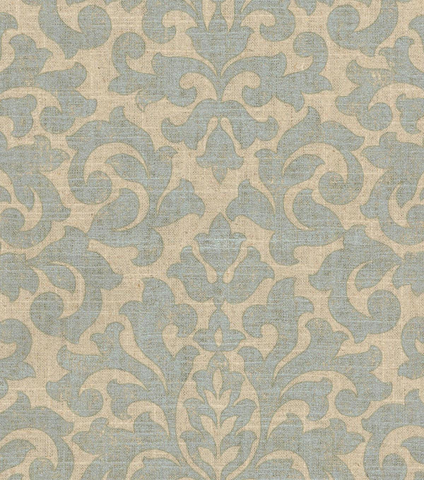 Waverly Upholstery 8x8 Fabric Swatch-Glam Packed/Frost