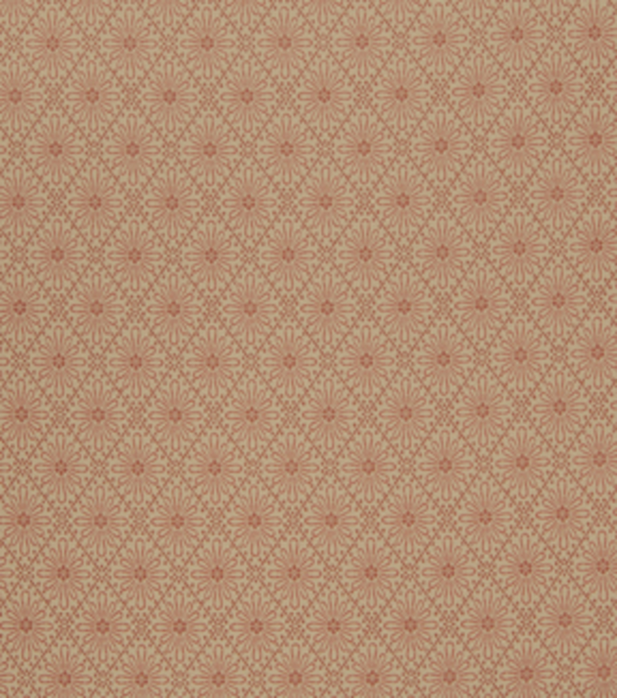 Home Decor 8\u0022x8\u0022 Fabric Swatch-French General  Decade Rouge