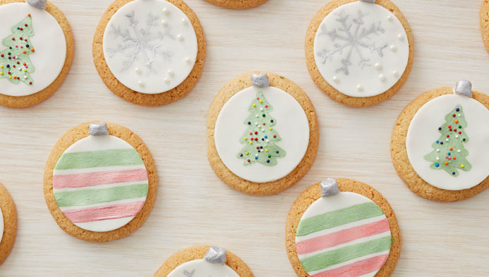 Kids' Painted Cookies