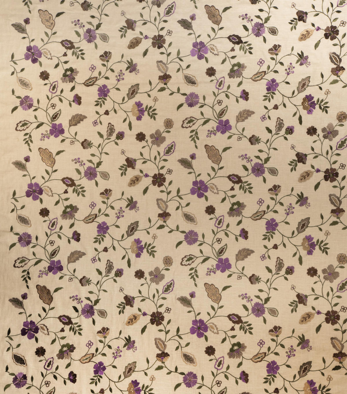 Home Decor 8\u0022x8\u0022 Fabric Swatch-Jaclyn Smith Fresno  Hydrangea