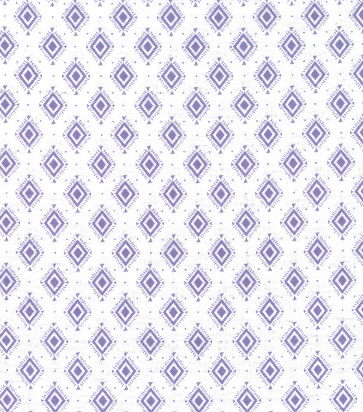 Wide Flannel Fabric 108\u0022-Purple Diamond