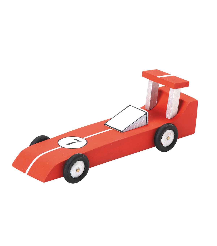 Wood Kit-Race Car   JOANN