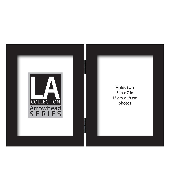 5\'\'X7\'\' LA Double Flattop Black Tabletop Frame | JOANN