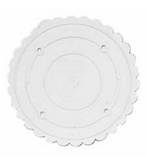 Wilton 12\u0022 Round Decorator Preferred Separator Plate