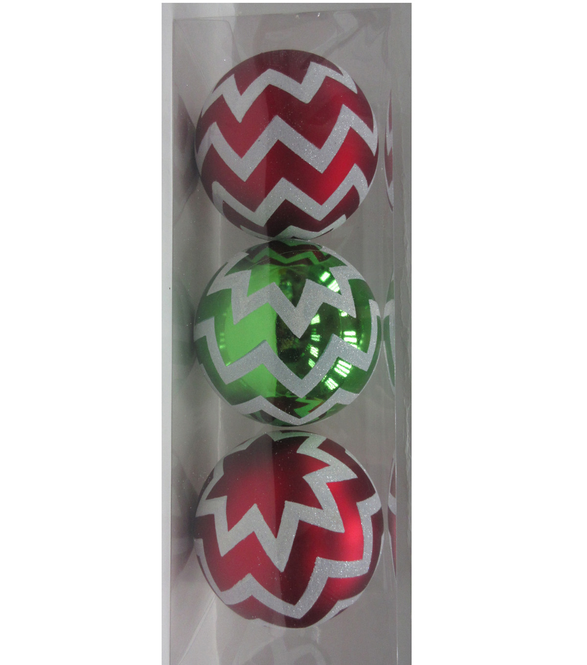 Maker\u0027s Holiday Christmas Whimsy Workshop 3 pk 120 mm Boxed Ornaments