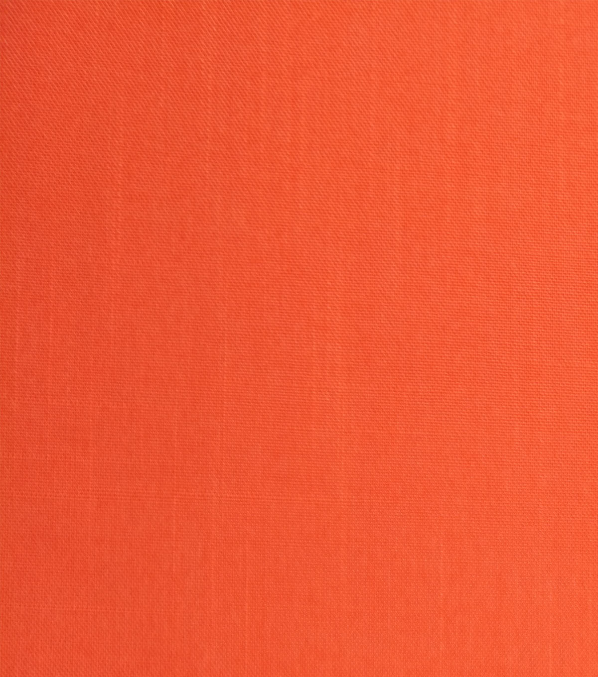 Amaretto Linen Fabric -Flame