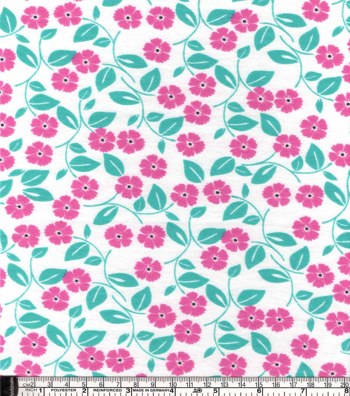 Snuggle Flannel Fabric -Spring Crocus Floral
