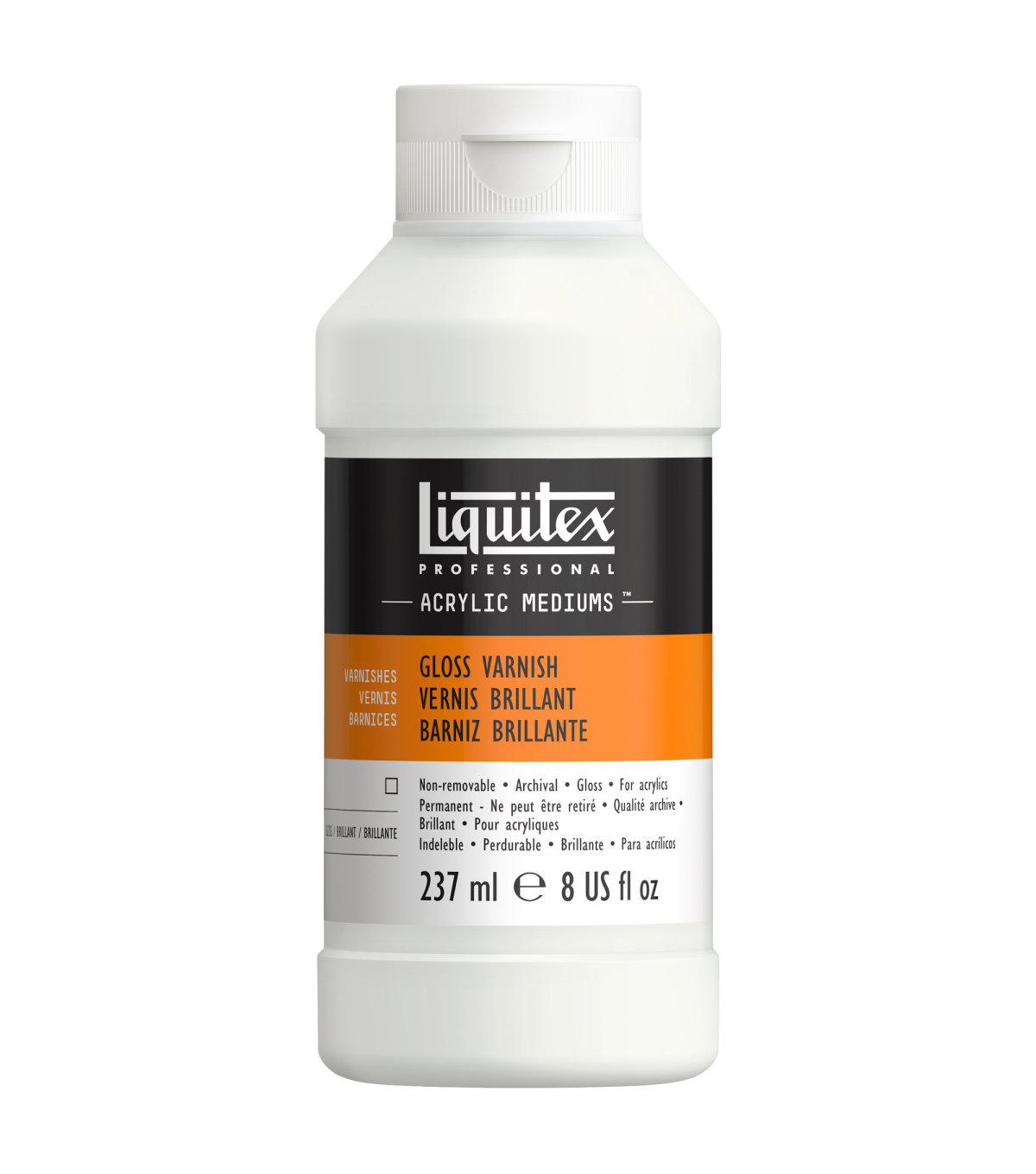 Liquitex Gloss Varnish-8oz