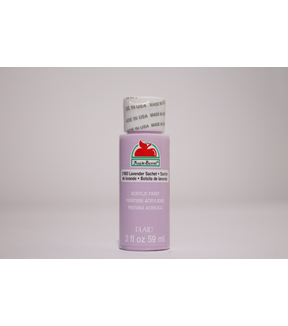 Apple Barrel 2 fl. oz. Acrylic Paint, Lavender Sachet