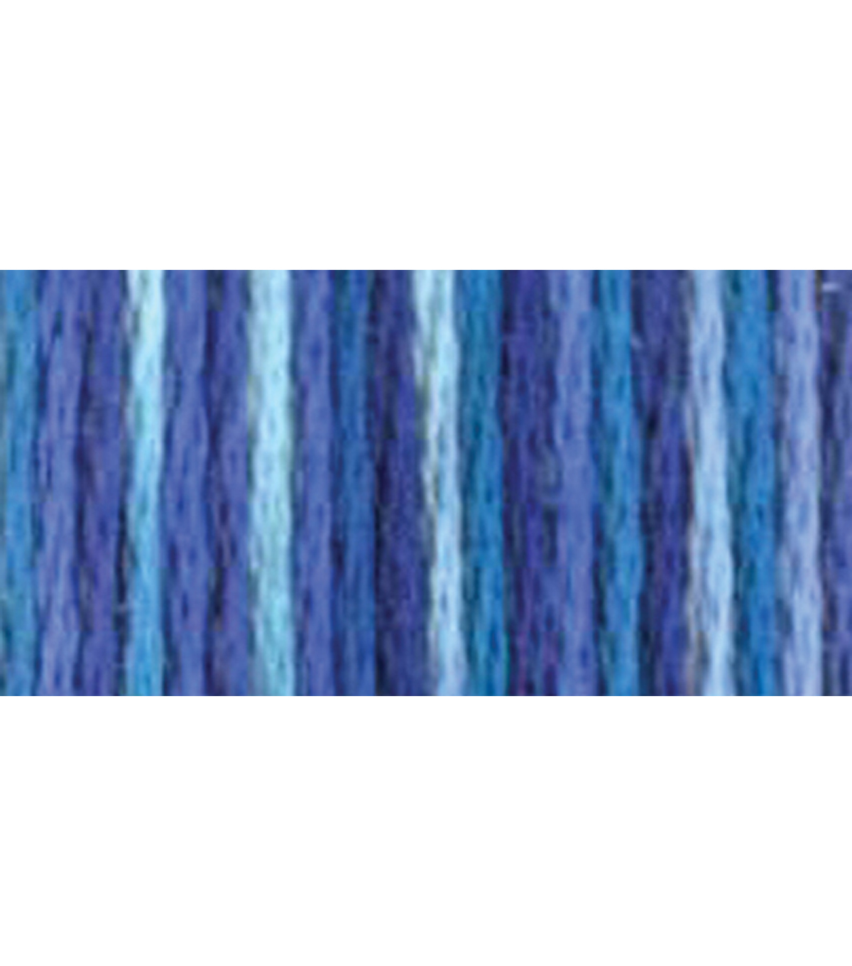 DMC Pearl Cotton Variation Thread 27 Yds Size 5, Laguna Blue