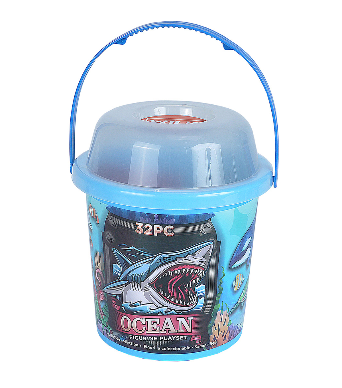 Wild Republic Ocean Figurine Playset