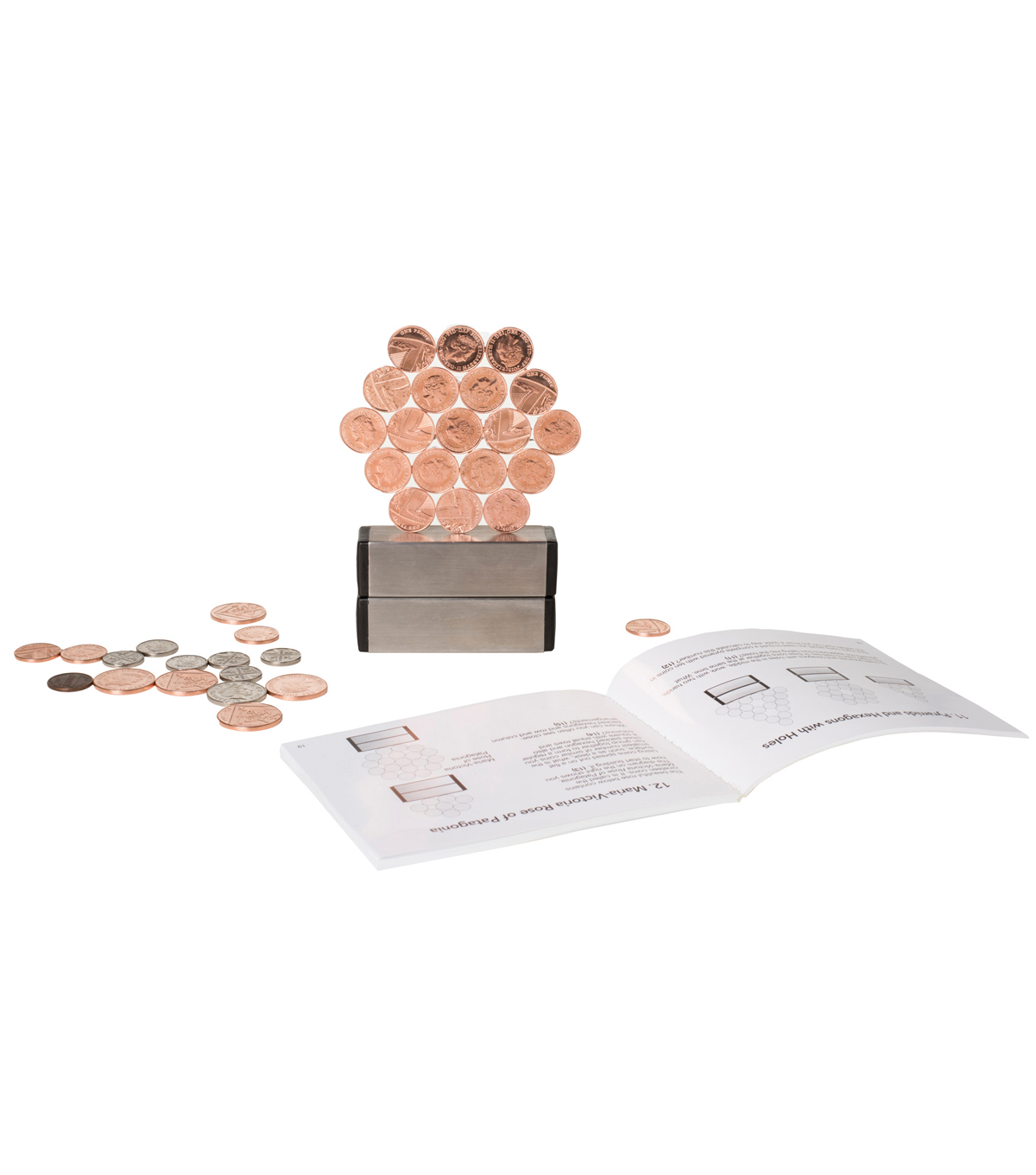 Magic Penny Magnet Kit, Fourth Edition