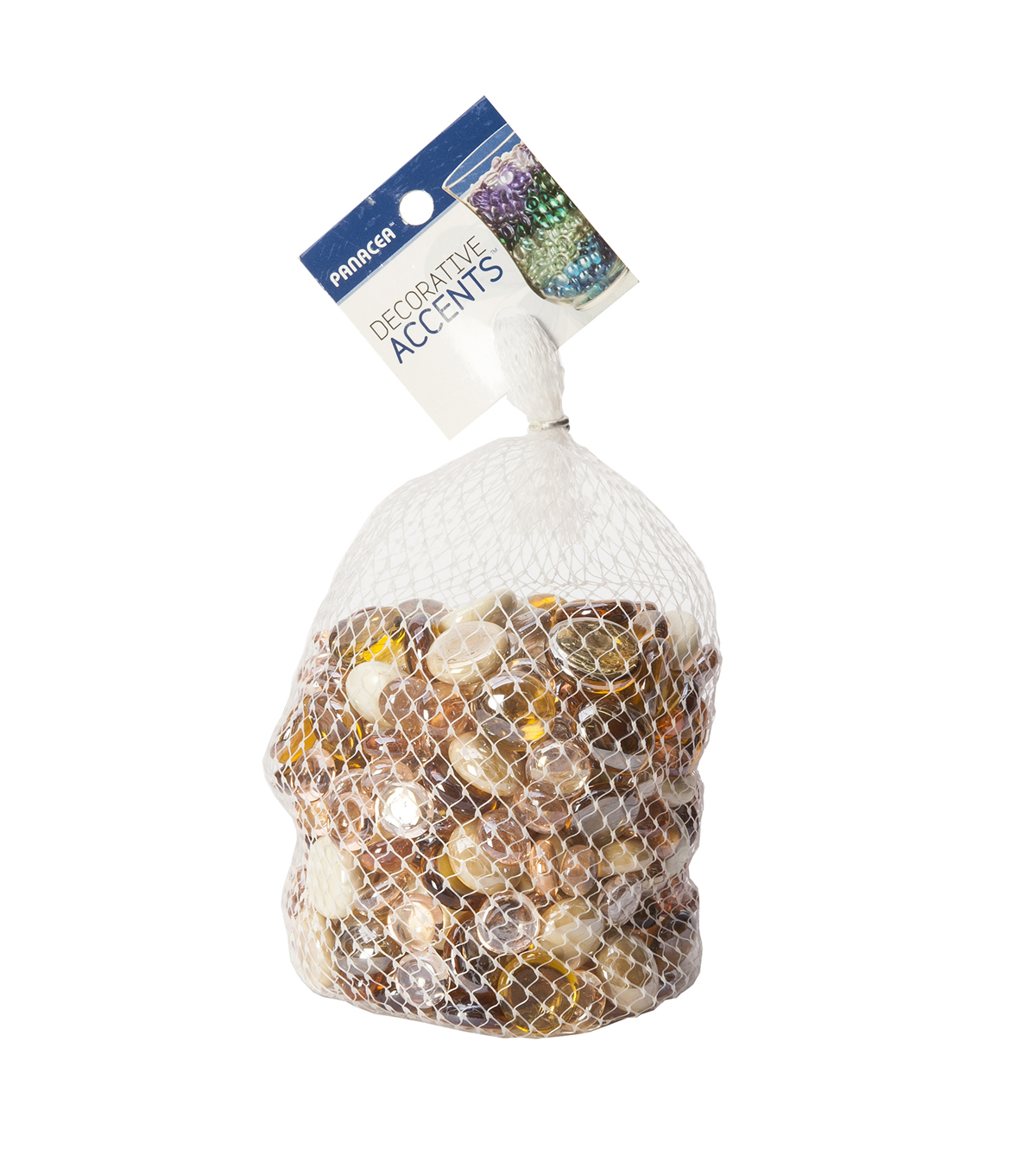 Panacea 42oz Decorative Gem Mix-Champagne