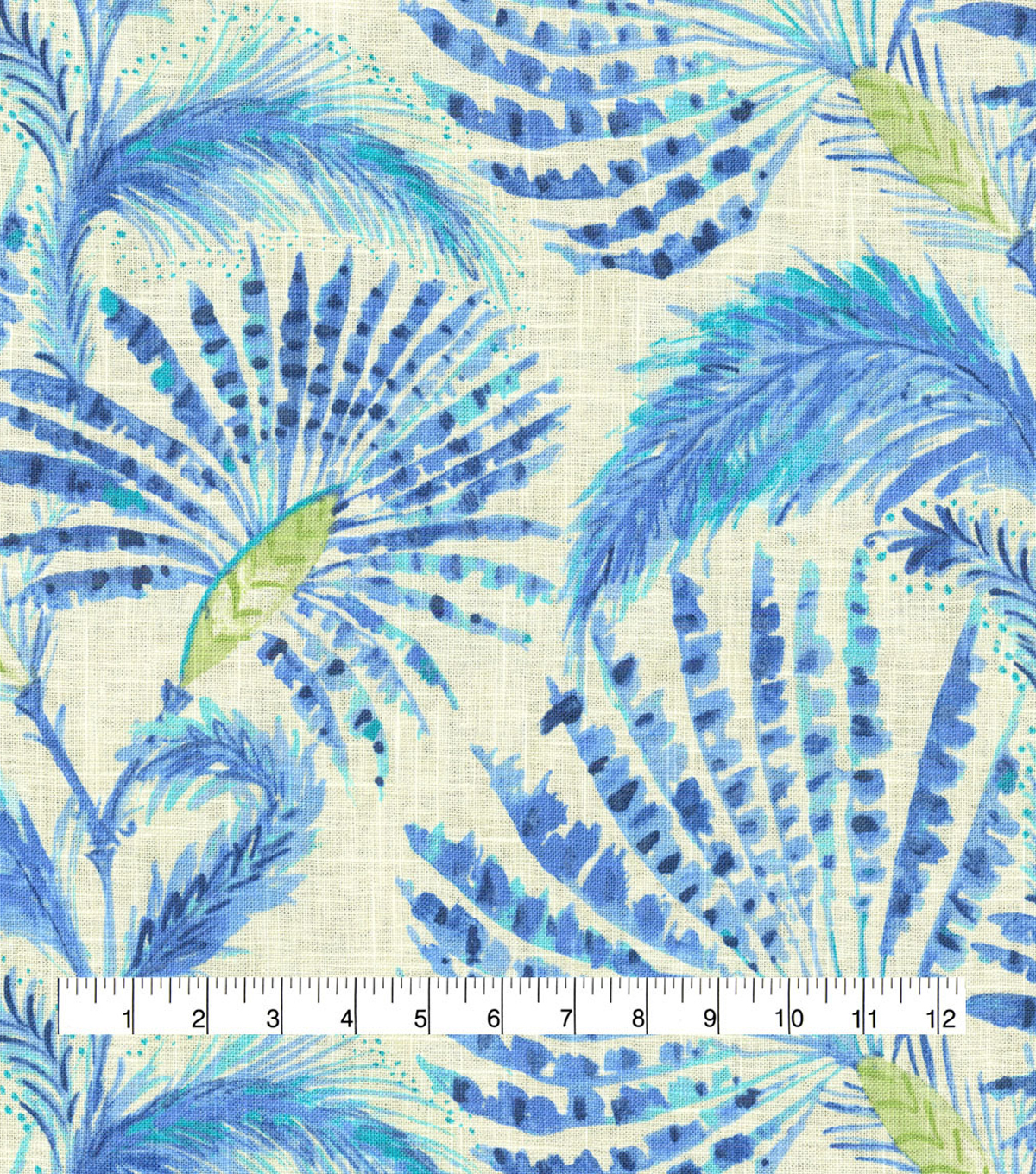 Dena Designs Multi-Purpose Decor Fabric 54\u0022-Shake & Stir Azure