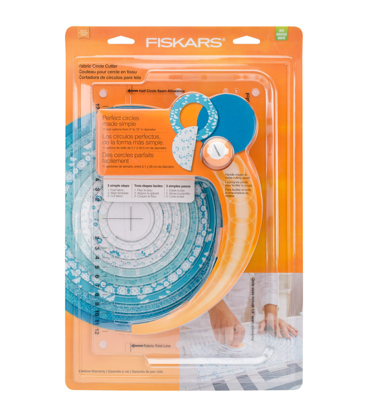 fiskars fabric circle cutter joann