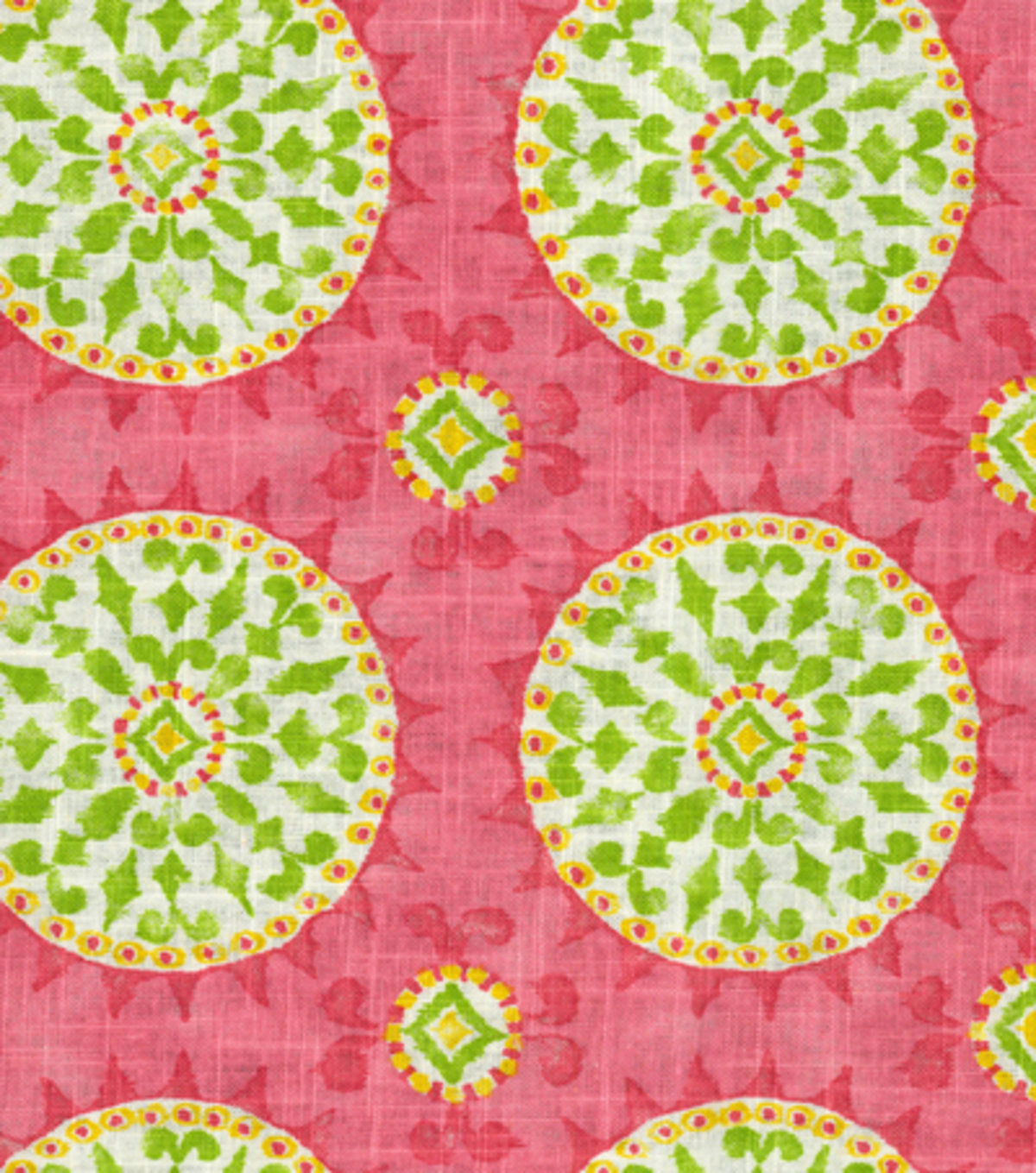Home Decor 8\u0022x8\u0022 Fabric Swatch-Dena Johara Citrus