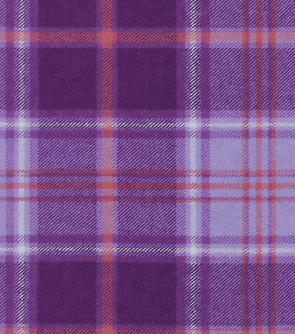 Snuggle Flannel Fabric -Sassy Warm Plaid