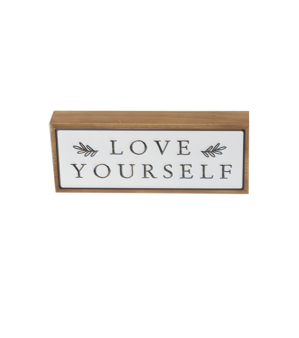 Simply Spring Wall Decor-Love Yourself