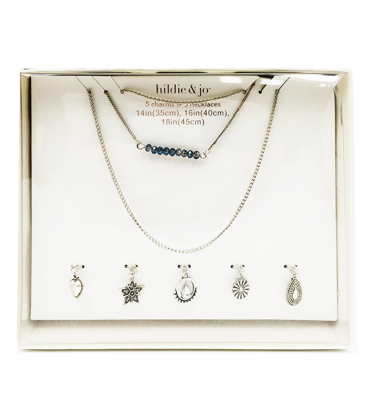 hildie & jo Silver Charms & Necklaces 3