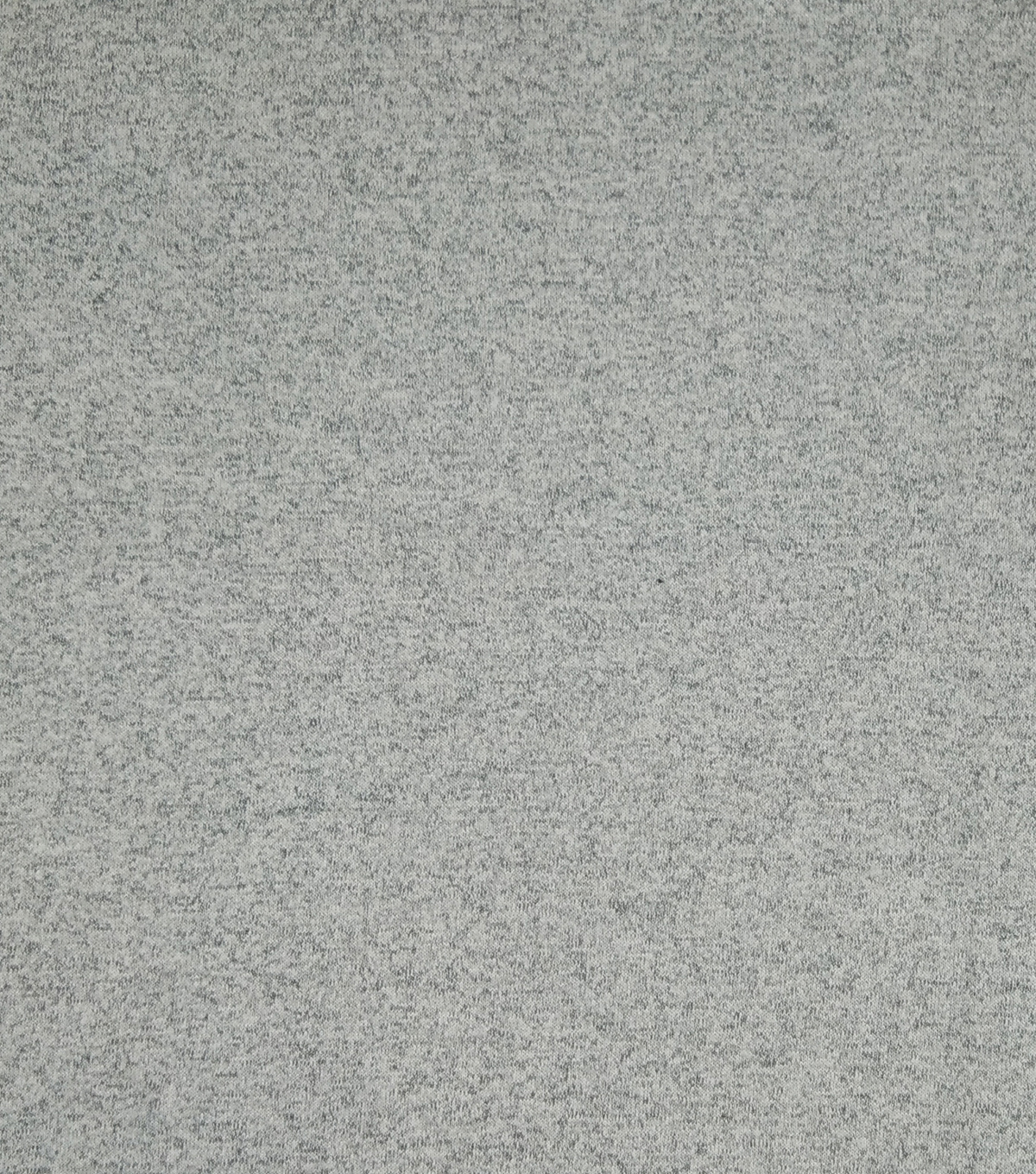Jersey Brushed Knit Fabric-Light Grey