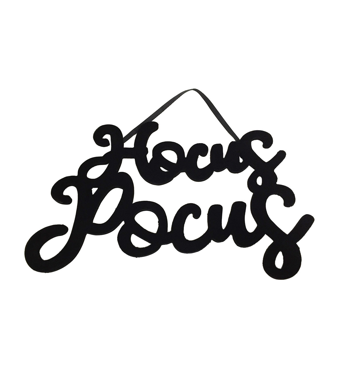 Maker\u0027s Halloween Hocus Pocus Wall Decor