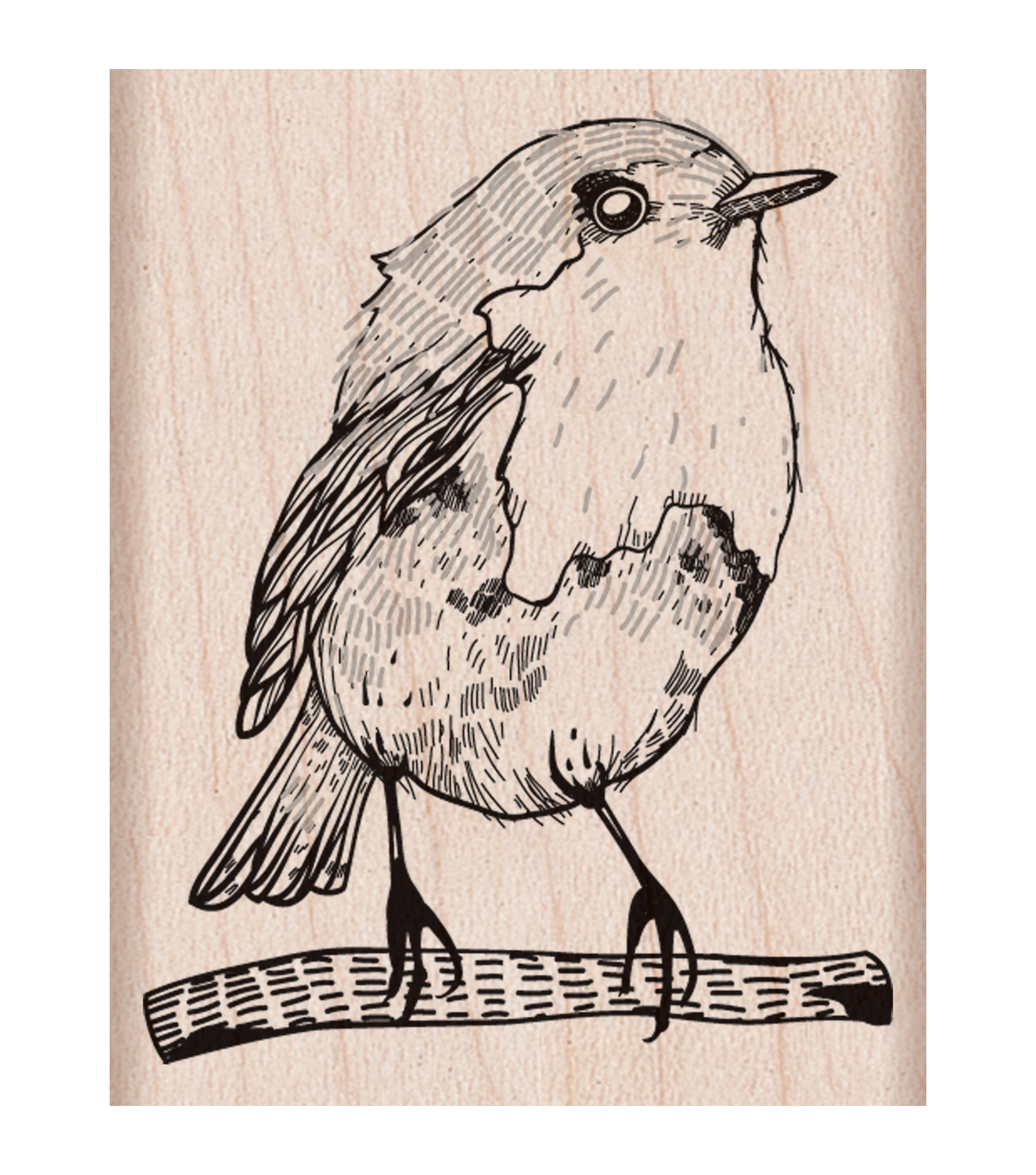 Hero Arts Mounted Rubber stamps Bird