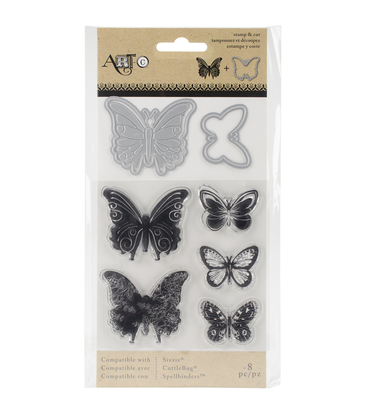 Butterfly -stamp & Die Set