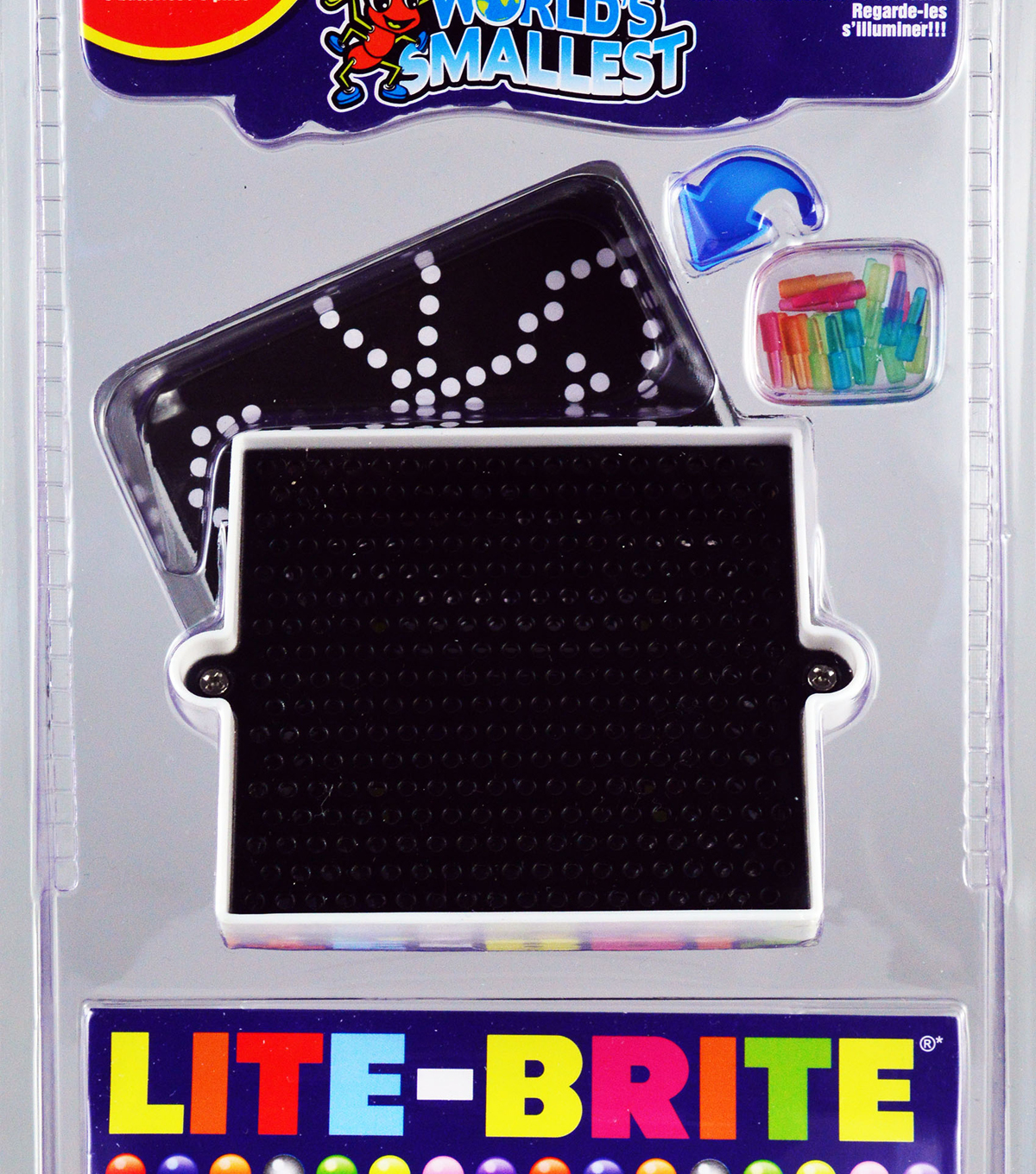 World\u0027s Smallest Lite Brite