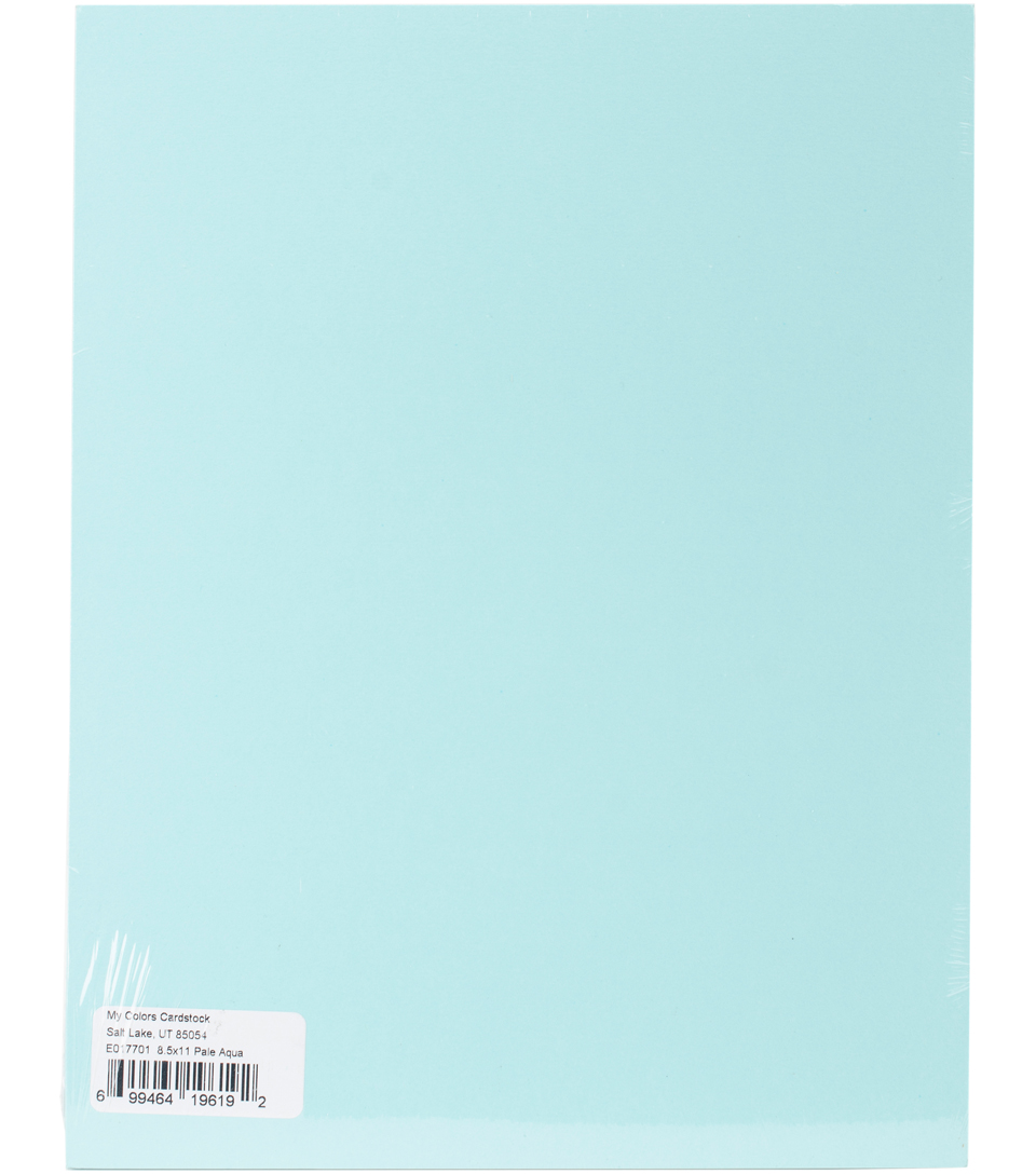My Colors 8.5\u0027\u0027x11\u0027\u0027 Heavyweight Cardstock