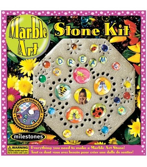 Mosaic Stepping Stone Kit-Kids/' Star