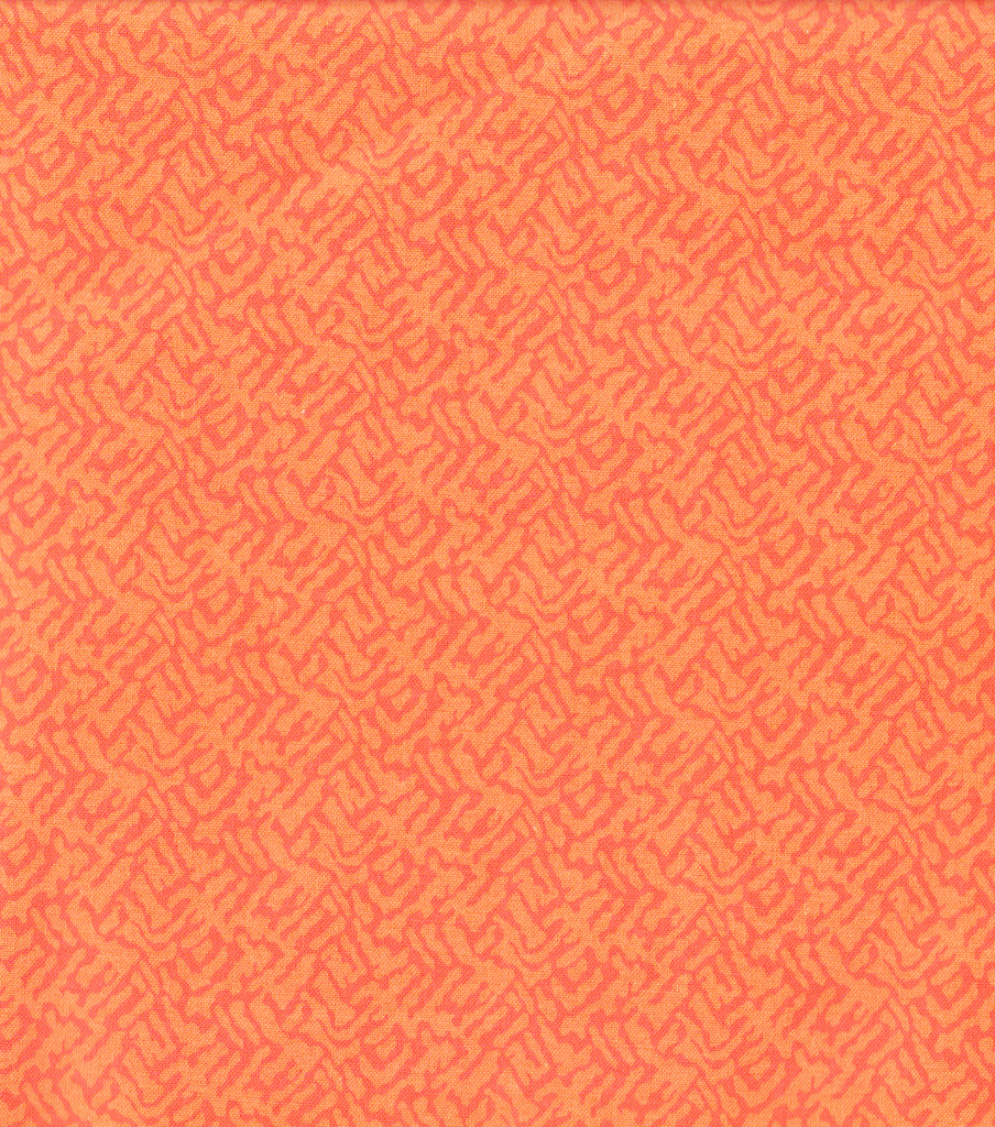 Keepsake Calico Cotton Fabric 44\u0022-Check Flame