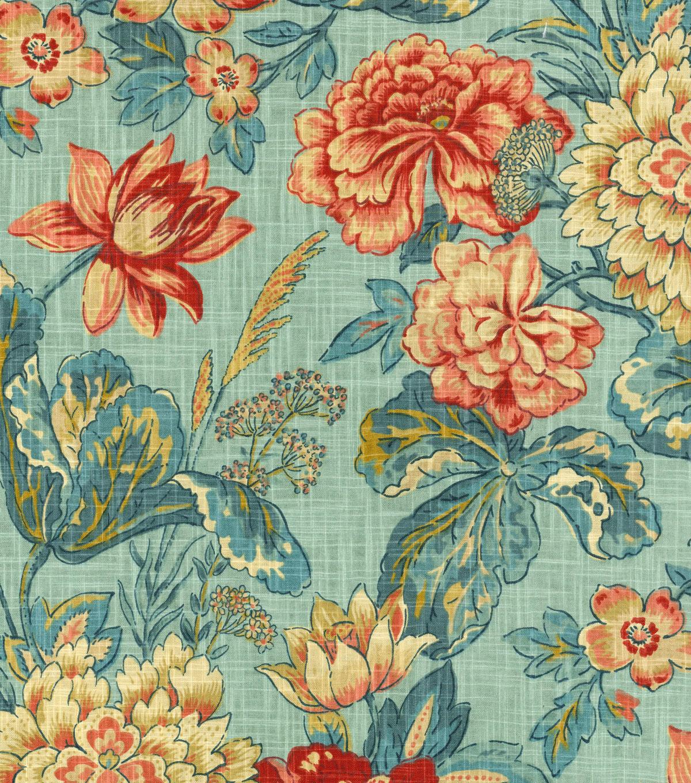 Upholstery Fabric Waverly Sonnet Sublime Jewel Joann