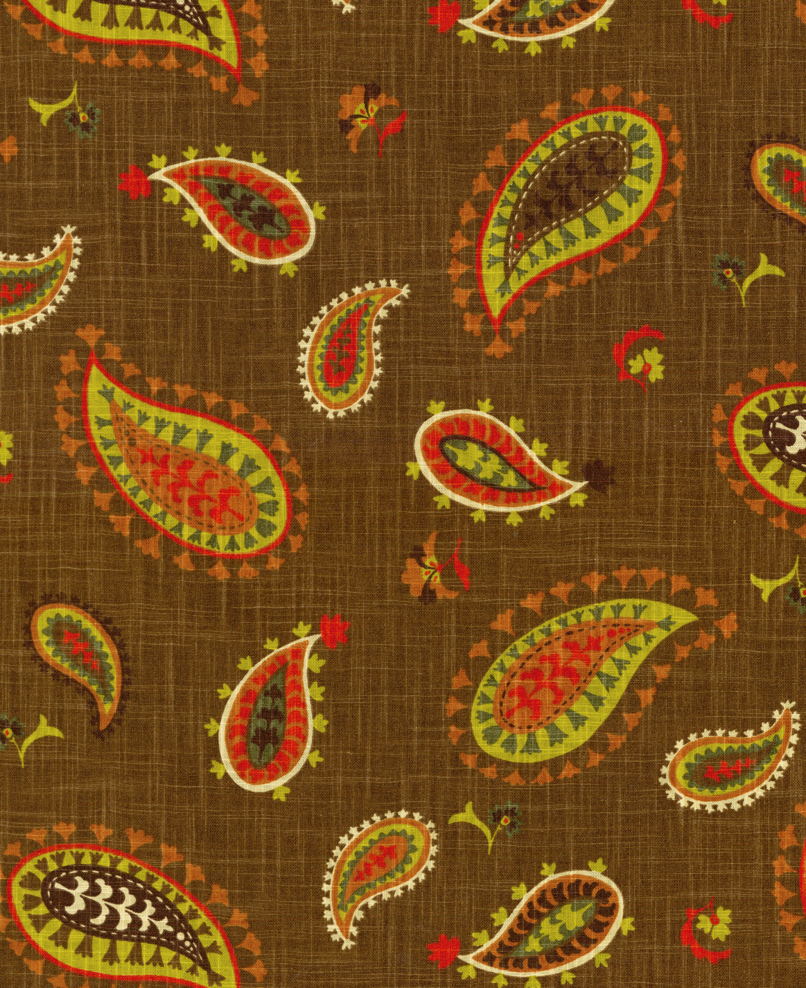 Waverly Lightweight Decor Fabric 54\u0022-Desert Sky/Cayenne