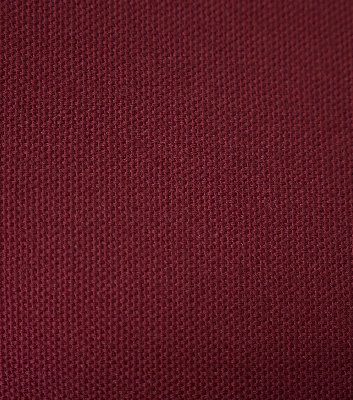 Duck Canvas Fabric, Classic Burgundy