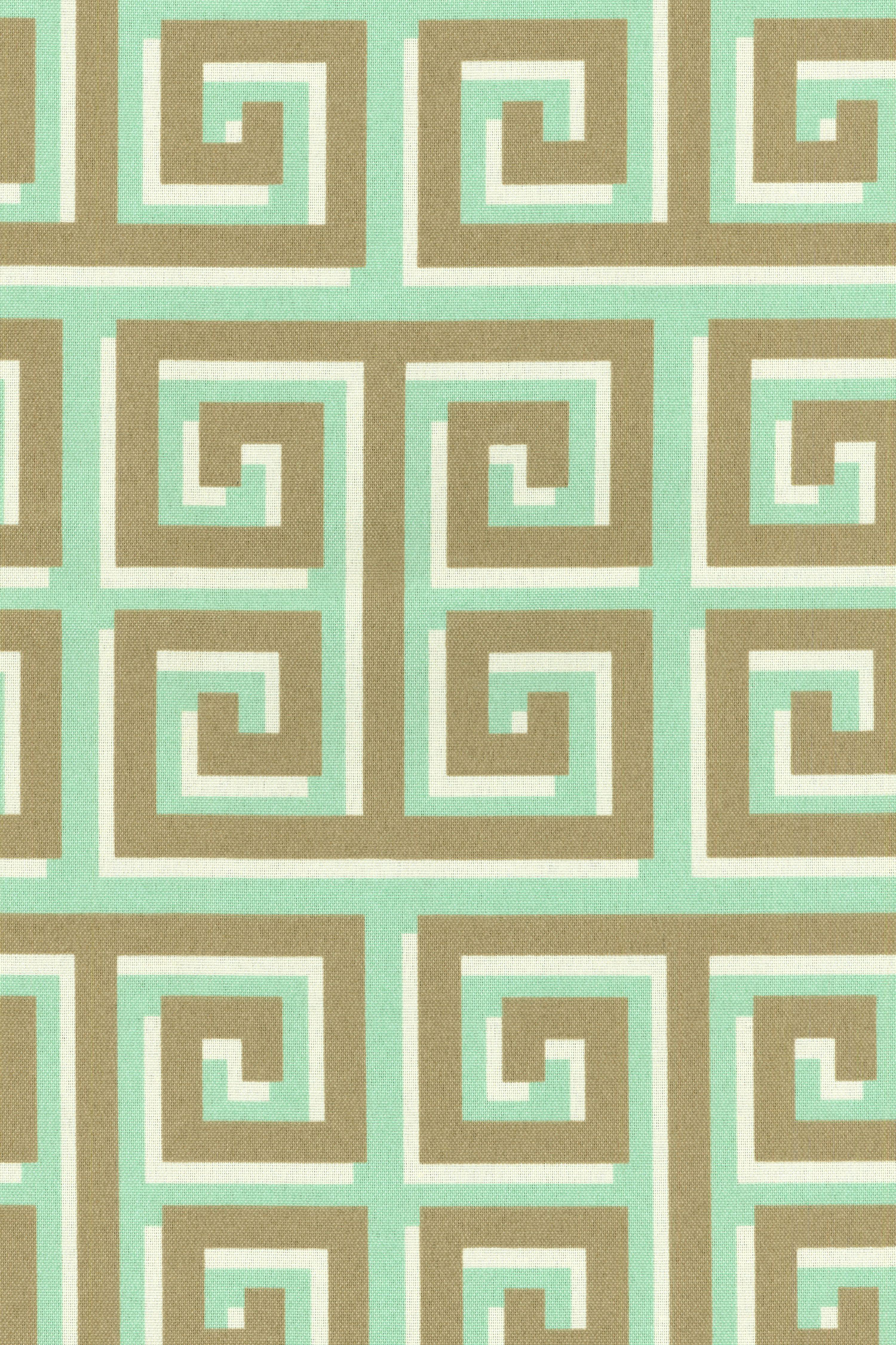 HGTV Home Outdoor Fabric-HGTVod Squared Away  Caribbean