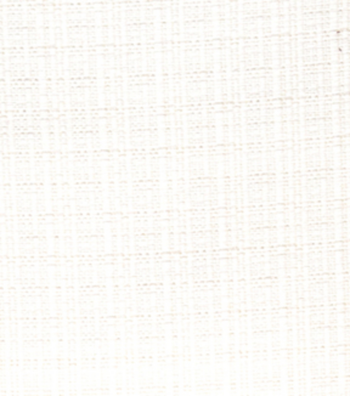 8\u0027\u0027x8\u0027\u0027 Home Decor Fabric Swatch-Solid Fabric Eaton Square Enterprise Creme