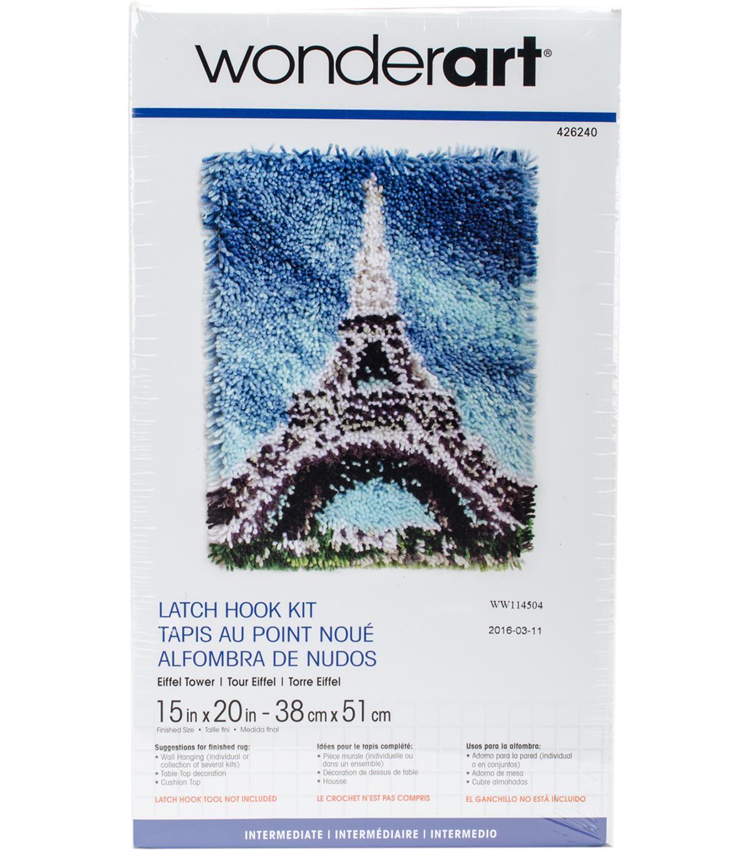 Wonderart Latch Hook Kit 15\
