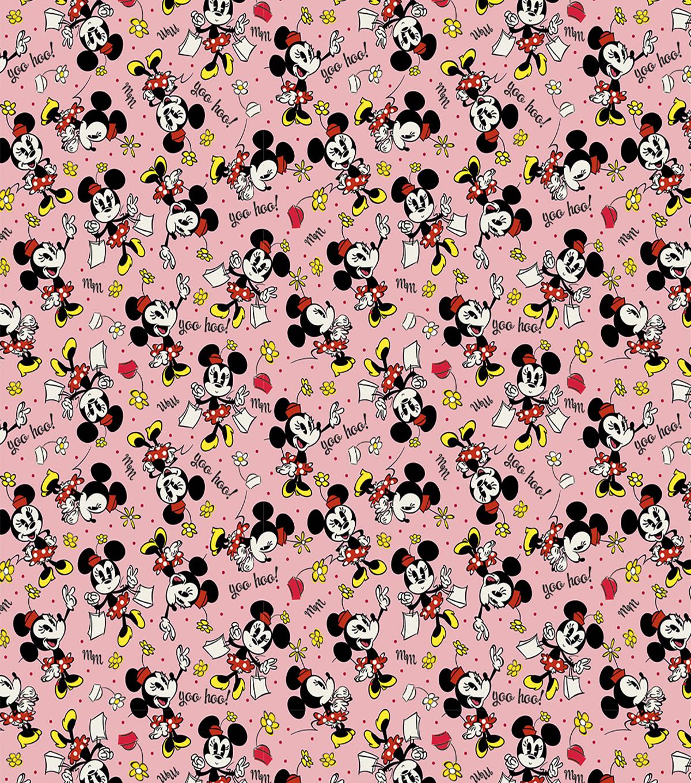Cricut Premium Vinyl Patterned Sampler-Mickey & Friends Oh Boy!