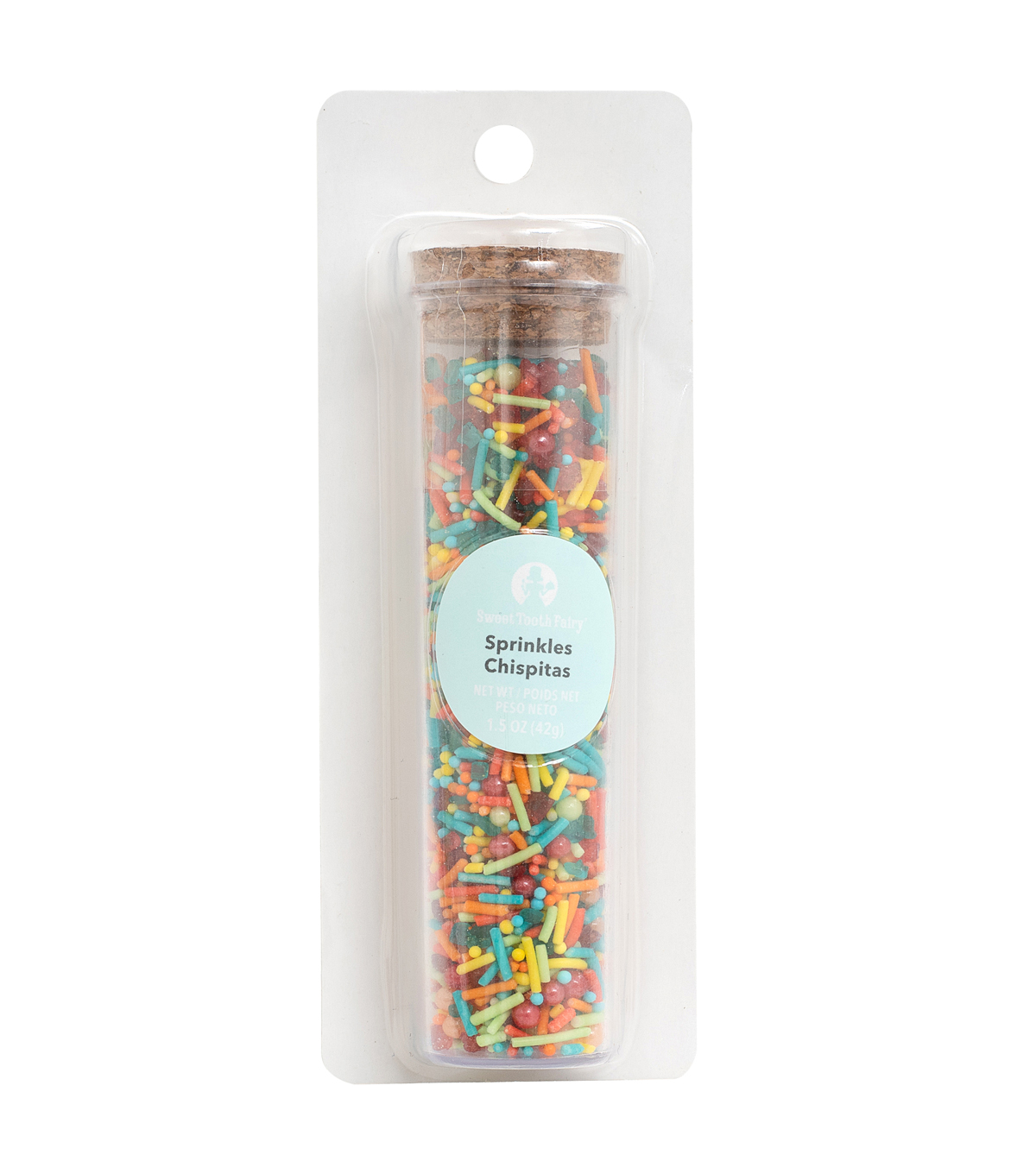 The Sweet Tooth Fairy Small Sprinkle Mix-Rainbow