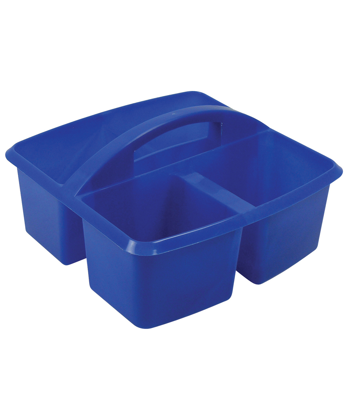 Romanoff Products Small Utility Caddy, Pack of 6, Blue