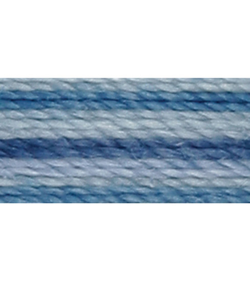 Coats & Clark Dual Duty XP General Purpose Thread-125yds , #9343dd Blue Clouds