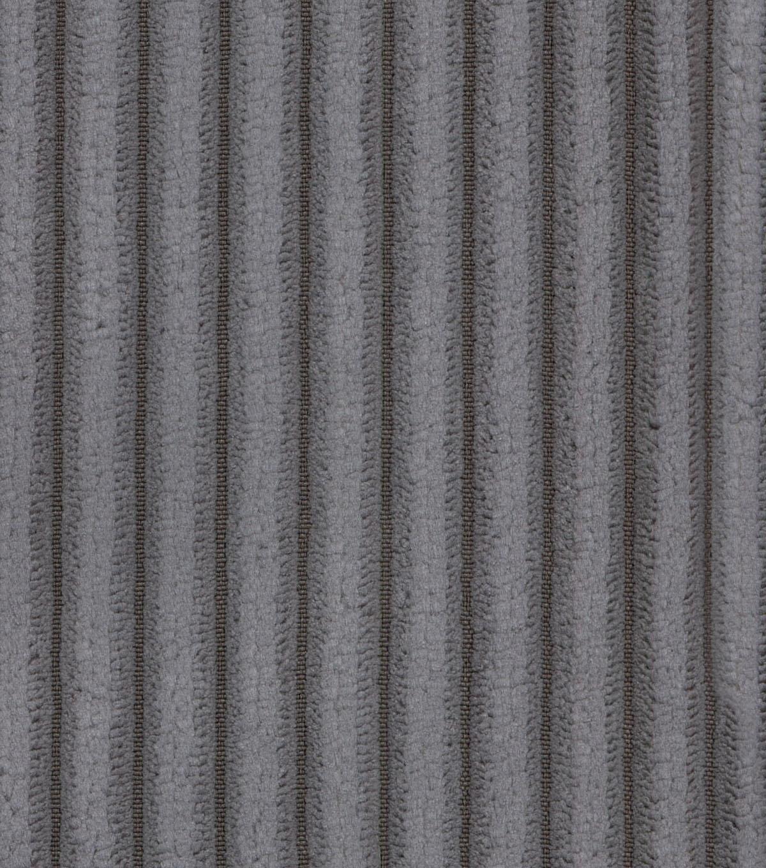 P K Lifestyles Upholstery Fabric 54 Charcoal Corduroy Fur Joann