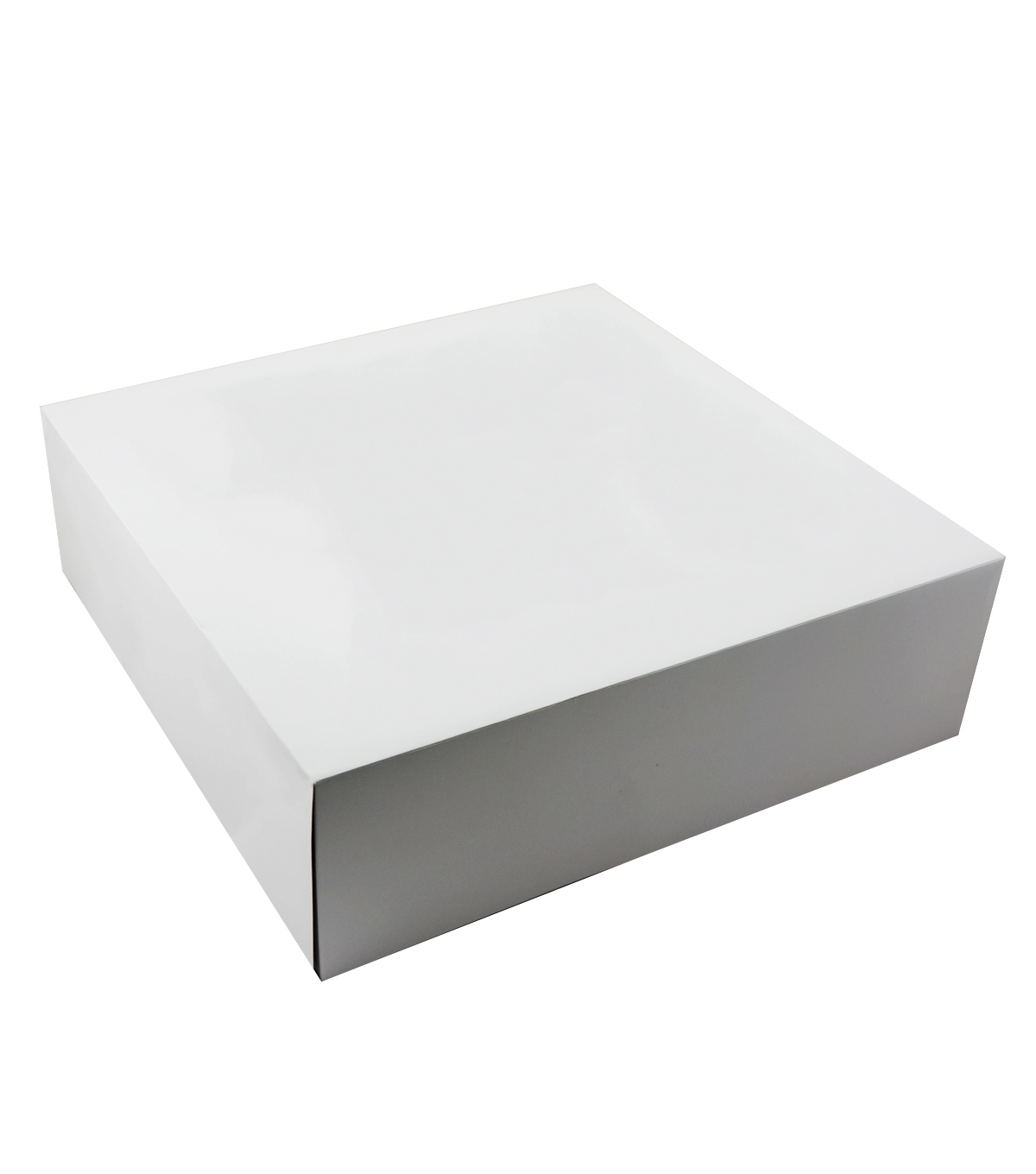 Cake Box Corrugate 16.25x16.25x5 2Ct