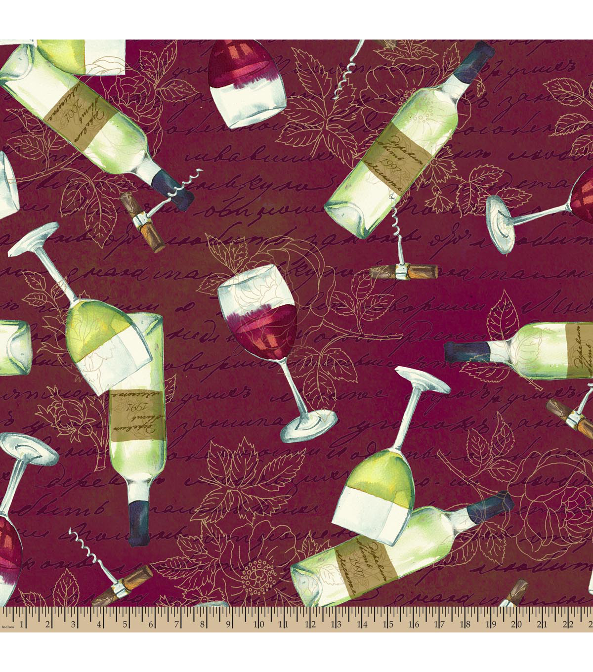 Anti-Pill Fleece Fabric -Sommeliers Sampling